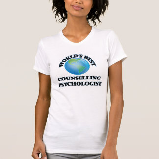 World's Best Counselling Psychologist Shirt