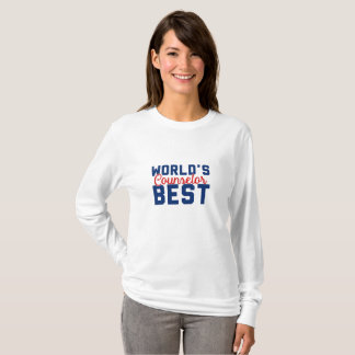 World's Best Counselor T-Shirt