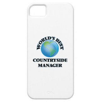World's Best Countryside Manager iPhone 5 Cover
