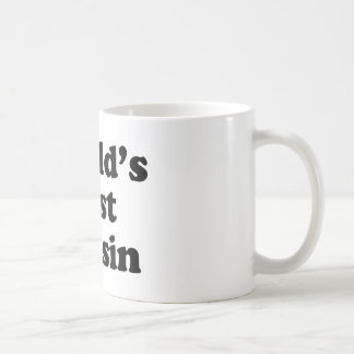World's Best Cousin Coffee Mug