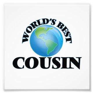 World's Best Cousin Photo