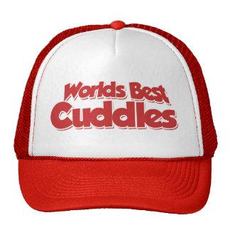 Worlds Best Cuddles Cap