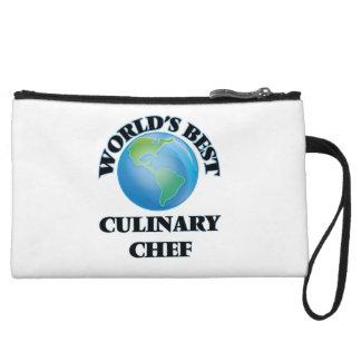 World's Best Culinary Chef Wristlet Purse