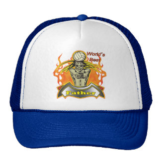 World's Best Dad Father's Day Gift Trucker Hat