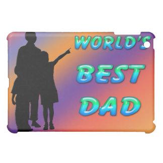 World's Best Dad  iPad Mini Cases