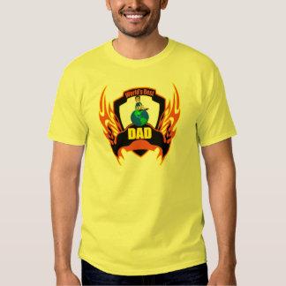 Worlds Best Dad T Shirts