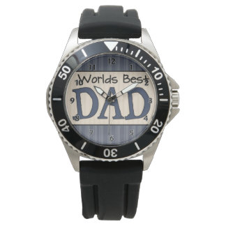 Worlds Best Dad Watch