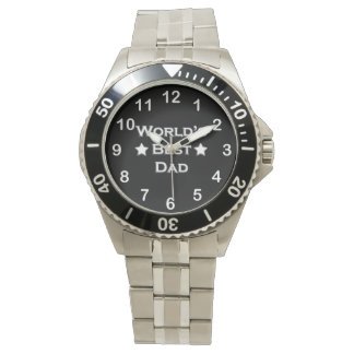World's Best Dad Watches