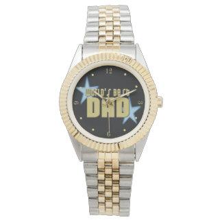 World's Best Dad Wrist Watch