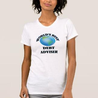 World's Best Debt Adviser Shirts