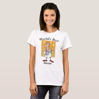 World's Best Doctor T-Shirt
