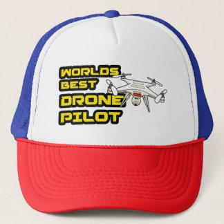 Worlds best Drone Pilot Cap