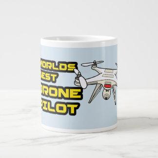 Worlds best Drone Pilot Mug