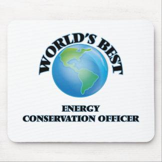 World's Best Energy Conservation Officer Mousepad