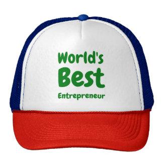 World's Best Entrepreneur Cap