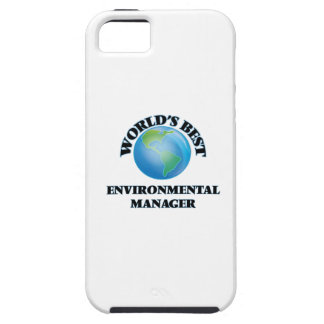 World's Best Environmental Manager iPhone 5/5S Covers