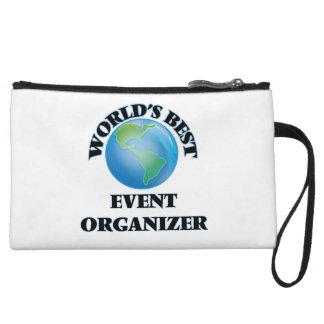 World's Best Event Organizer Wristlet Purses
