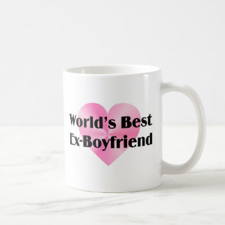 World's Best Ex-Boyfriend Mug