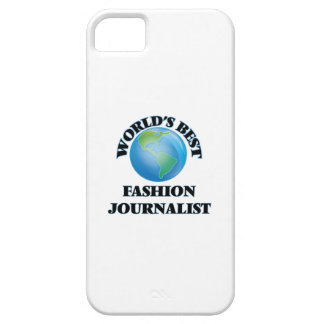 World's Best Fashion Journalist Barely There iPhone 5 Case