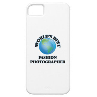World's Best Fashion Photographer Cover For iPhone 5/5S