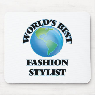 World's Best Fashion Stylist Mousepads