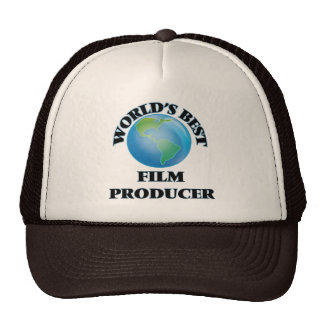 World's Best Film Producer Trucker Hat
