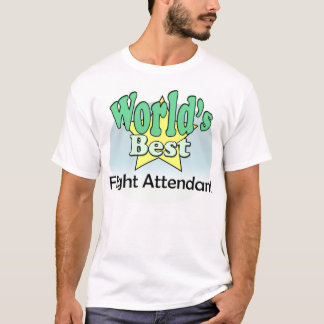 World's best Flight Attendant T-Shirt
