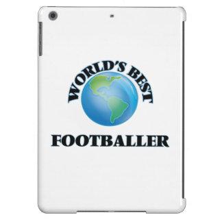 World's Best Footballer iPad Air Cases