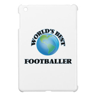 World's Best Footballer iPad Mini Covers