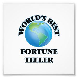 World's Best Fortune Teller Art Photo