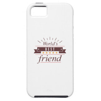 World's Best Friend iPhone 5 Cases