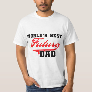 World's Best Future Dad T shirts and Gifts