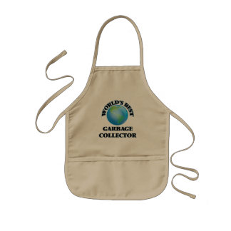 World's Best Garbage Collector Aprons