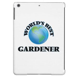 World's Best Gardener iPad Air Cover