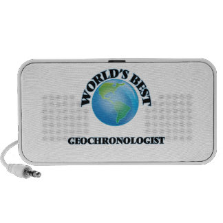 World's Best Geochronologist Speaker