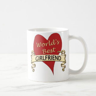 World's Best Girlfriend Coffee Mug