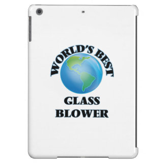 World's Best Glass Blower Cover For iPad Air