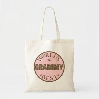 Worlds Best Grammy Gift Bag