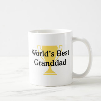 World's Best Granddad Mug