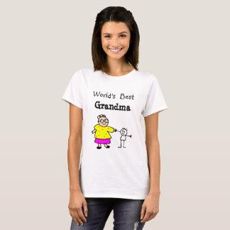 World's Best Grandma Shirt