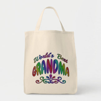 World's Best Grandma Totes and Bags