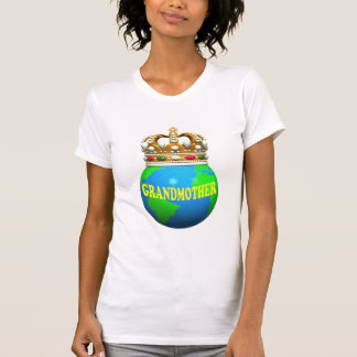 World's Best Grandmother Mothers Day Gifts T Shirts