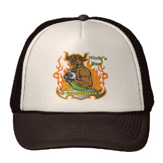 World's Best Great Grandfather Father's Day Gift Cap
