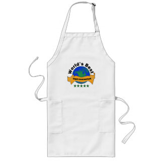 World's Best Great Grandmother Aprons