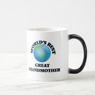 World's Best Great Grandmother Coffee Mug