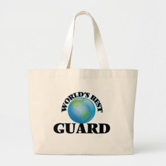 World's Best Guard Tote Bag