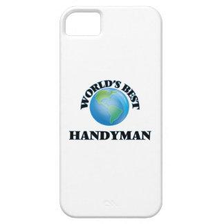 World's Best Handyman iPhone 5 Case