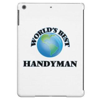 World's Best Handyman Case For iPad Air