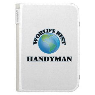 World's Best Handyman Kindle 3G Case