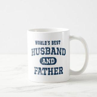 World's Best Husband and Father Apron Coffee Mug